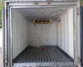 Hyundai de 1.5 toneladas furgón refrigerado