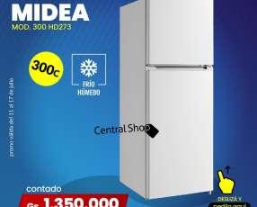 Heladera Midea 300c