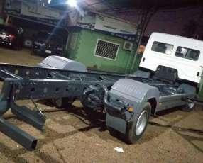 Mercedes Benz 1017 CAJA 6TA TURBO INTERCOOLER