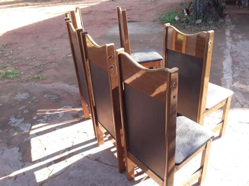 7 sillas para comedor - 1