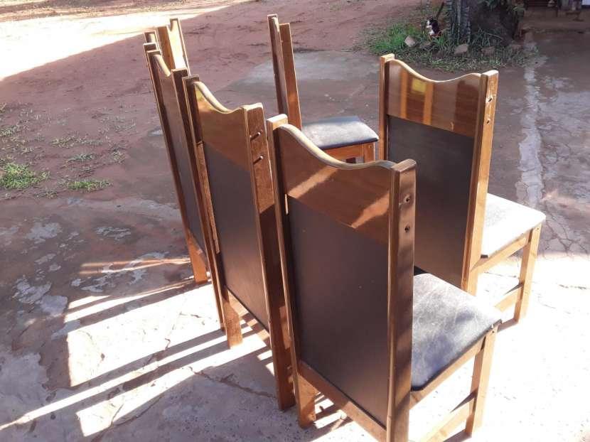 7 sillas para comedor - 2