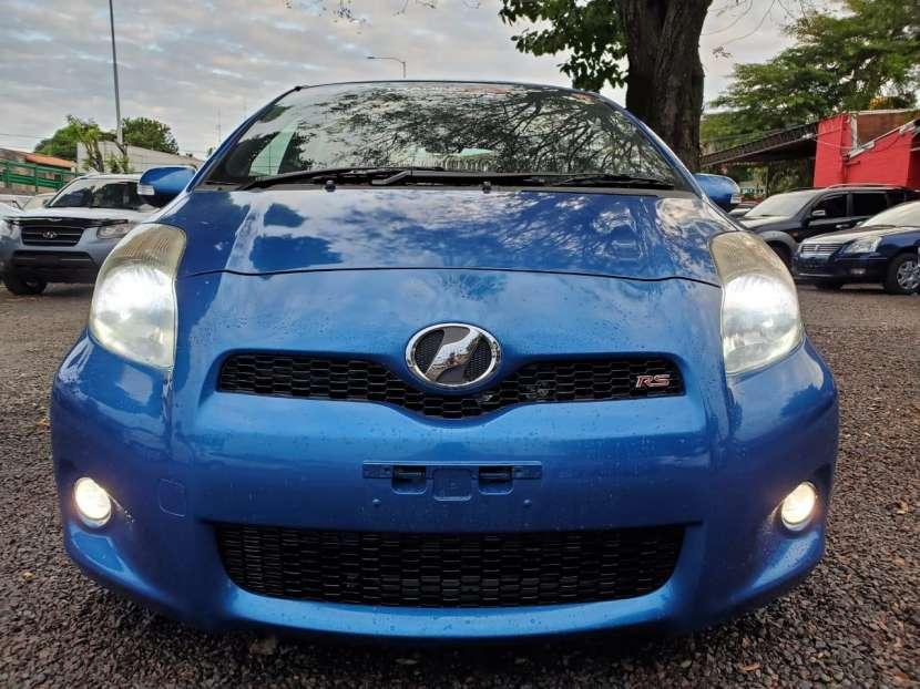 Toyota Vitz RS 2008 - 8