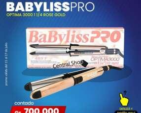 Planchita Babyliss Pro
