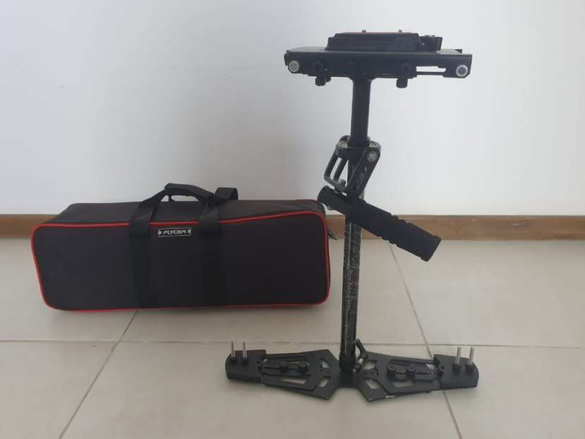 Flycam HD 5000 Estabilizador de Cámara DSLR - 0