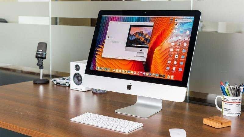 Apple iMac 21.5 pulgadas 4K i3 3.6 8 gb 1TB - 0