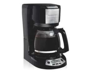 Cafetera programable Hamilton para 12 tazas 49615