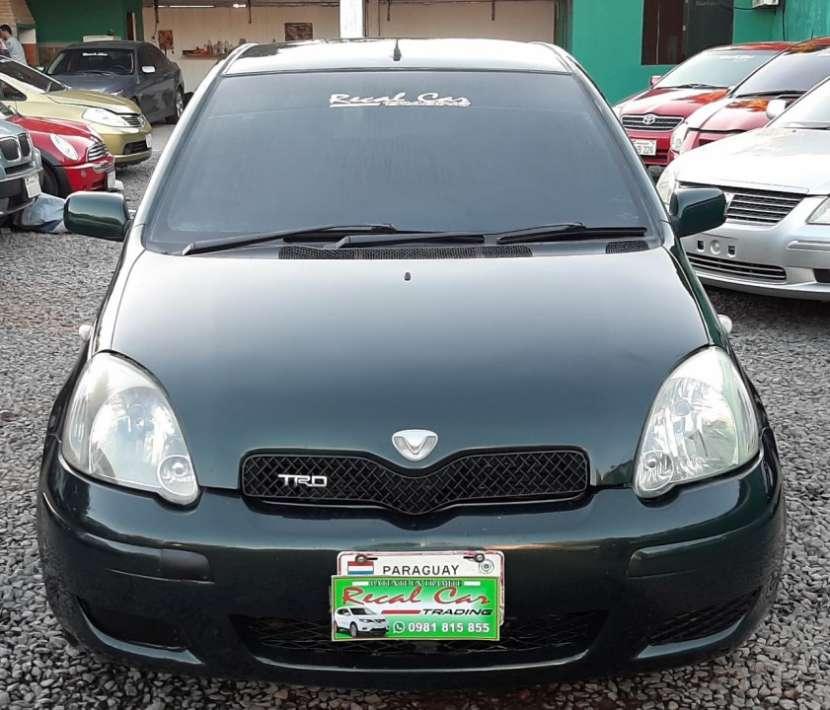 Toyota vitz 2002 - 1