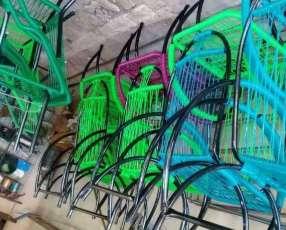 Sillas Arañas