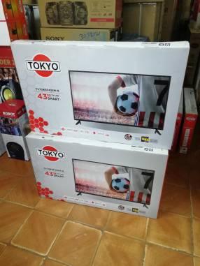 Smart TV Tokyo de 43 pulgadas Full HD