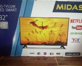 Smart tv midas 32 pulgadas