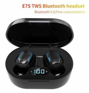 E7S auriculares Bluetooth estéreo inalámbricos IPX7