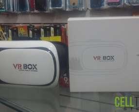 Lentes de realidad virtual VR BOX