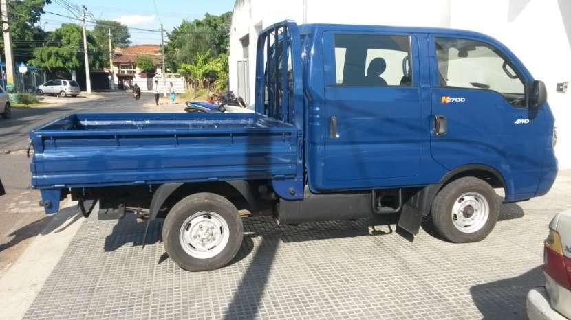 Kia k2700 doble cabina 2012 - 0