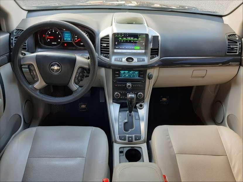 Chevrolet Captiva 2014 TDI turbo diésel automático 4x4 - 4