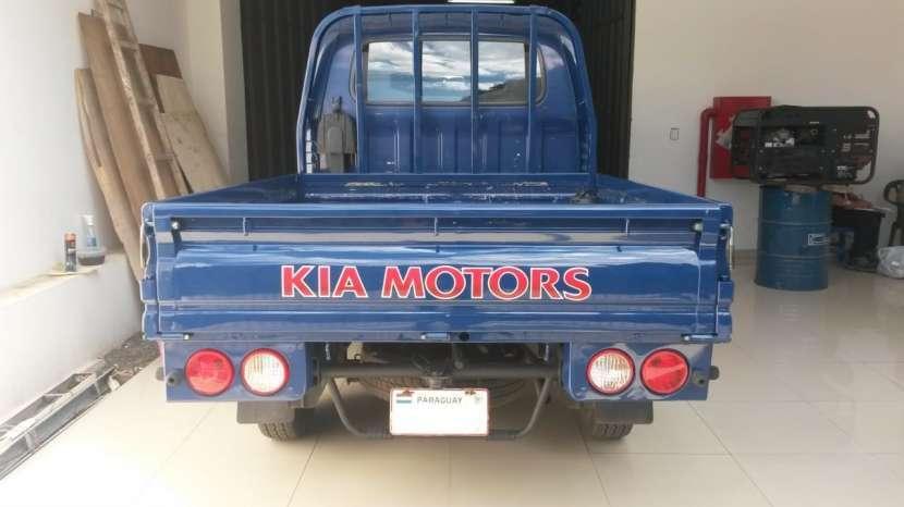 Kia k2700 doble cabina 2012 - 3