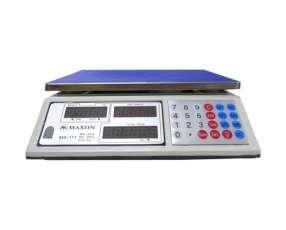 Balanza mercado maxon mx-111 - 40 kg - bivolt