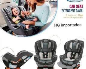 Car seat Graco EXTEND2FIT