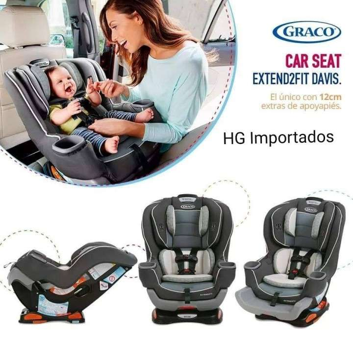 Car seat Graco EXTEND2FIT - 0