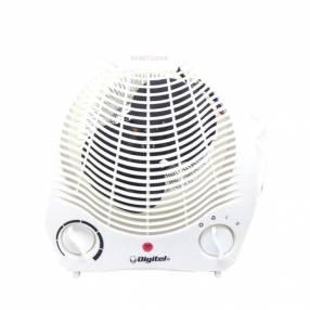 Calentador Digitel DG-2000 - 1.000 / 2.000W - 220V
