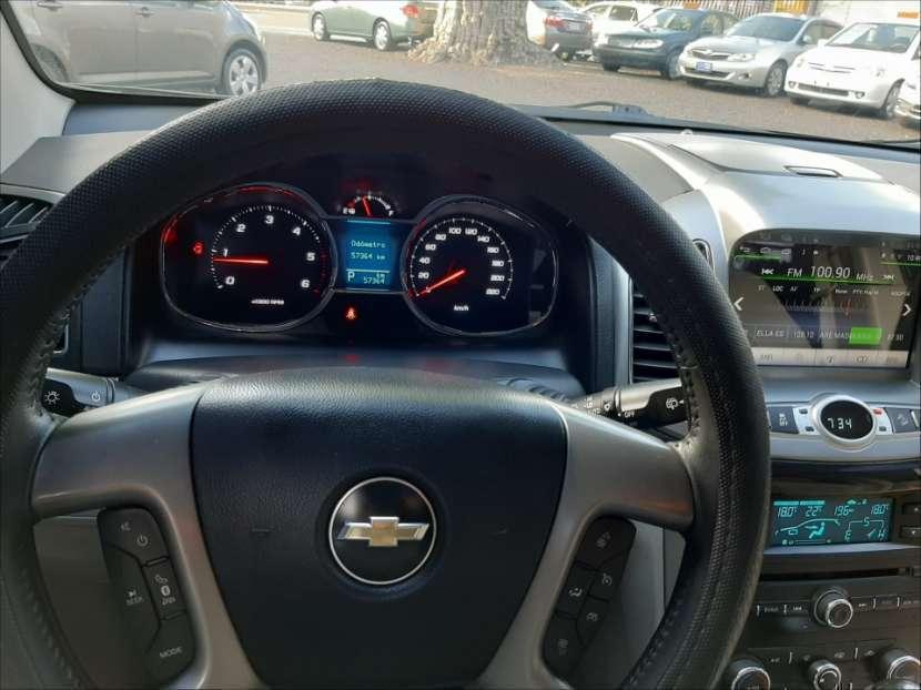 Chevrolet Captiva TDI 2014 - 6