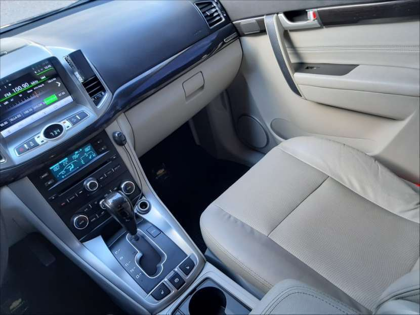 Chevrolet Captiva 2014 TDI turbo diésel automático 4x4 - 5