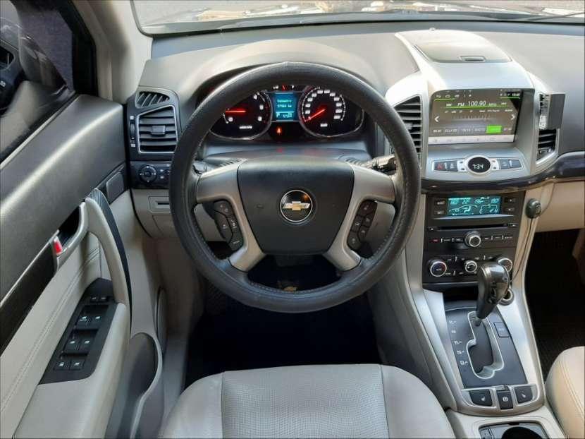 Chevrolet Captiva 2014 TDI turbo diésel automático 4x4 - 1