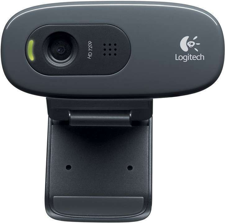 Webcam Logitech C270 HD - 1