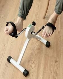 Pedal estático para rehabilitación