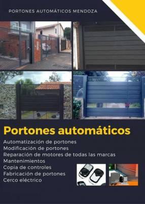Automatización para portones
