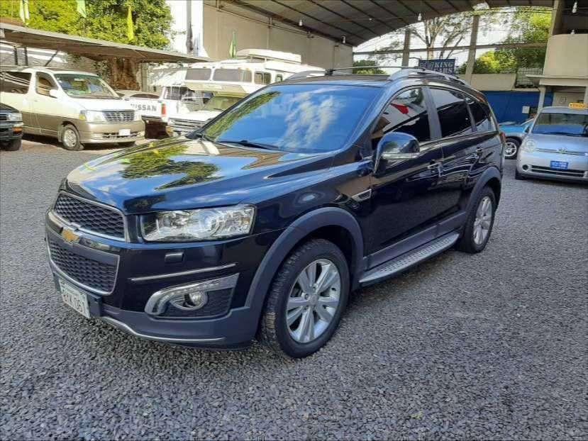 Chevrolet Captiva TDI 2014 - 0