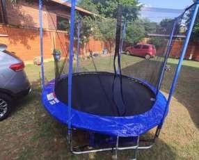 Camas elásticas y trampolines