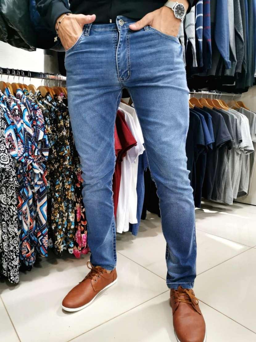 Jeans para caballeros - 0