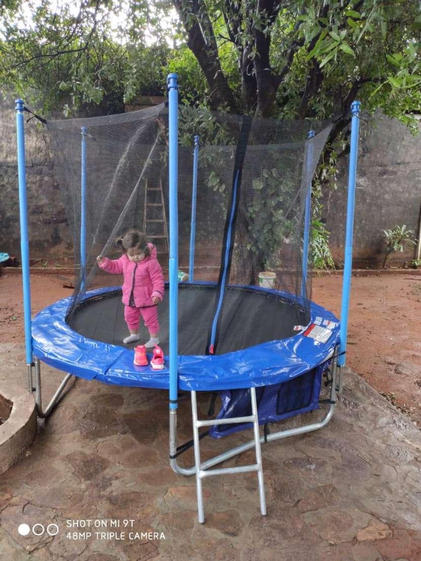Camas elásticas y trampolines - 3