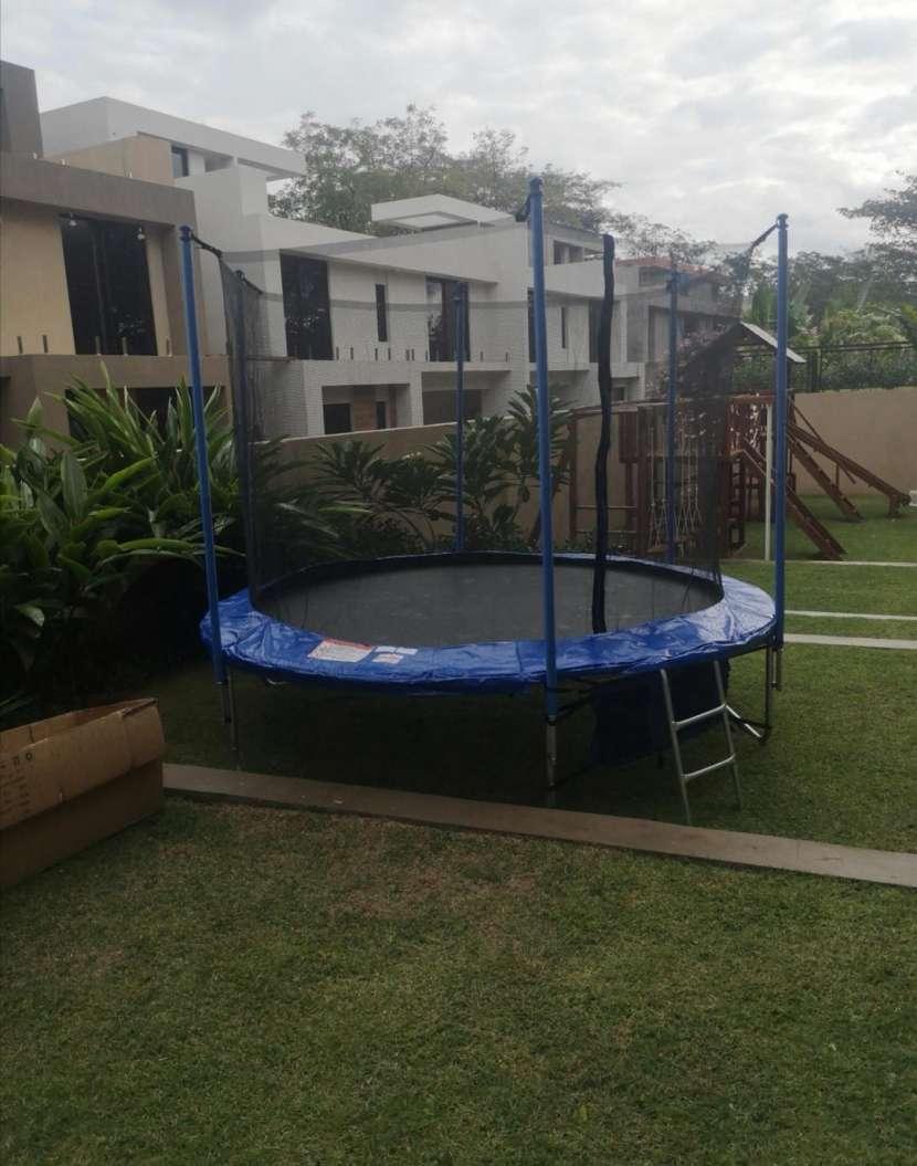 Camas elásticas y trampolines - 4