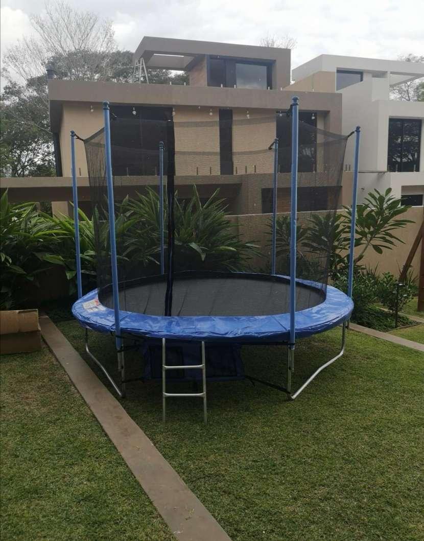 Camas elásticas y trampolines - 6