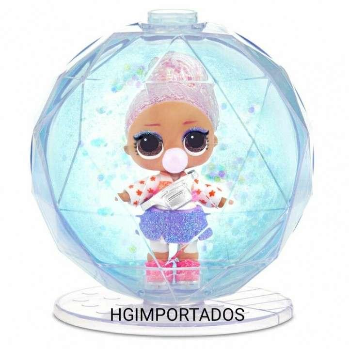 LOL Gliter Globe - 2