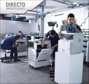 Máquinas fotocopiadoras multifunción MFP