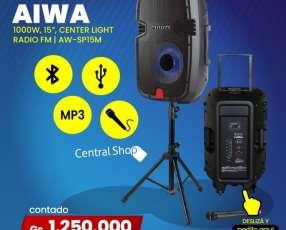 Parlante Aiwa de 1.000W