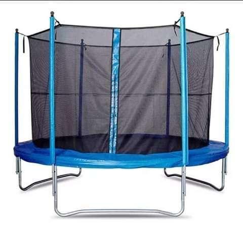 Camas elásticas y trampolines - 0