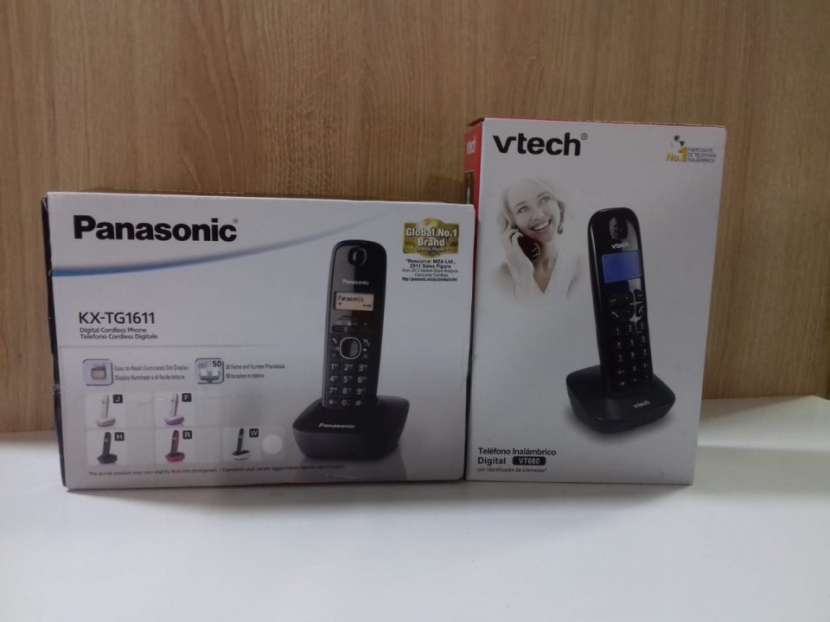 Linea baja Panasonic y Vtech - 0