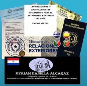 Gestión de Documentos para Compatriotas en el Exterior