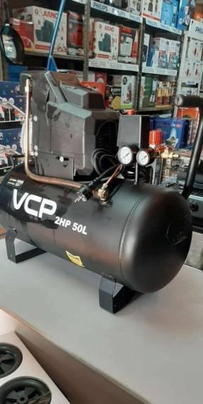 Compresor de aire VCP 2 HP50 litros profesional