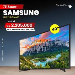 TV Smart Samsung 40 pulgadas FHD