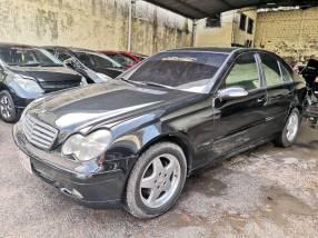 Mercedes Benz C200 CDI 2001