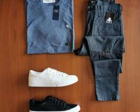 Outfit para caballeros
