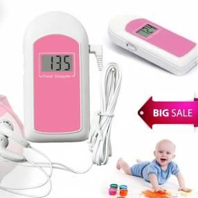 Doppler fetal, escucha a tu bebe.