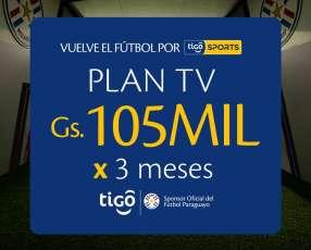 Promo Tigo tv