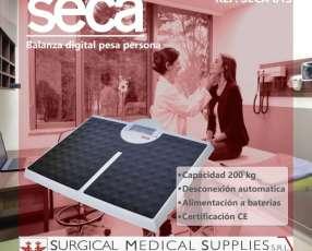 Balanza Digital Pesa Personas SECA 813