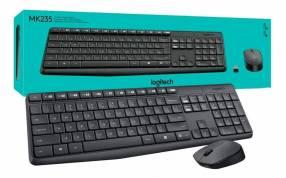Kit Mouse y teclado Logitech Inalámbrico