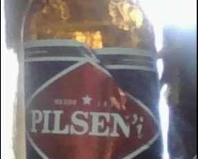 Botellitas y botellas de pilsen